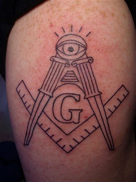 free mason tattoo free flickr photo
