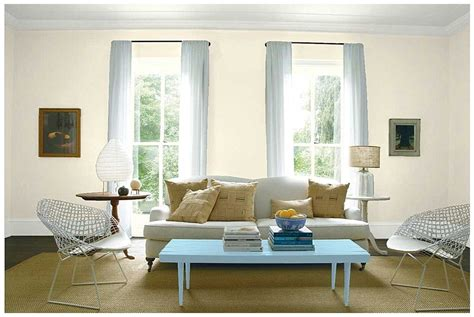 linen white living room modern house