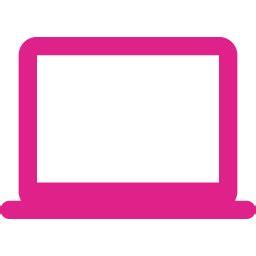 barbie pink laptop  icon  barbie pink laptop icons