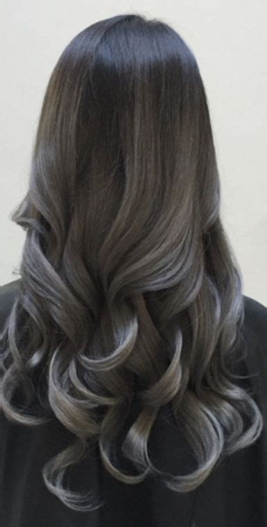 black grey hair 1000 ideas about grey brown hair on pinterest ashy