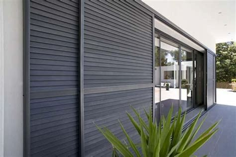 Porte Coulissante Sur Mesure 2646 by Aluminium Sliding Shutters