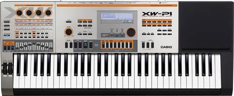 Keyboard Casio Xw G1 casio xw p1 djmania