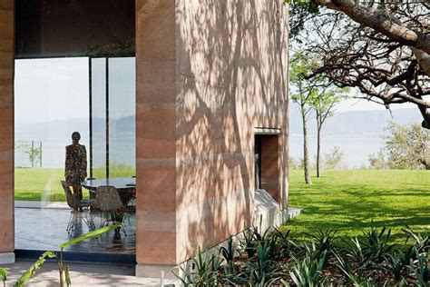lake chapala rammed earth home house hunting earth as a symbol of stability
