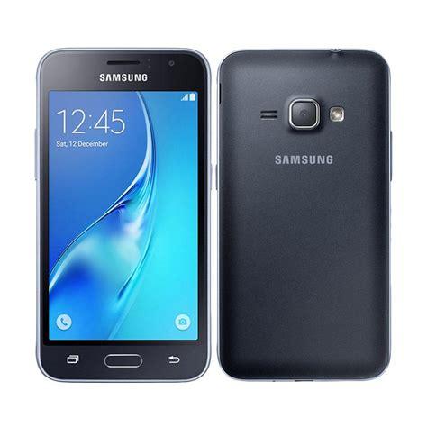 Hp Samsung J1 Ace Hari Ini Jual Samsung Galaxy J1 Ace 2016 Smartphone Black Harga Kualitas Terjamin Blibli
