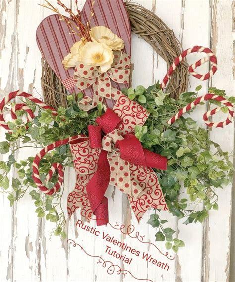 wreath tutorial   fancy front door shows