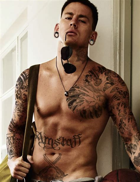 channing tatum tattoos channing tatum tattoos images human works of