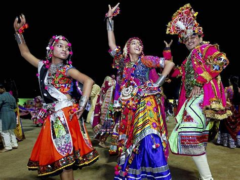 Steps To Dressing For A Festival by Navratri Celebrations Peak As The Festival Nears An End