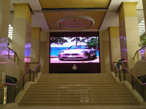 Led Display Indoor color indoor outdoor led display screens and led walls for advertising
