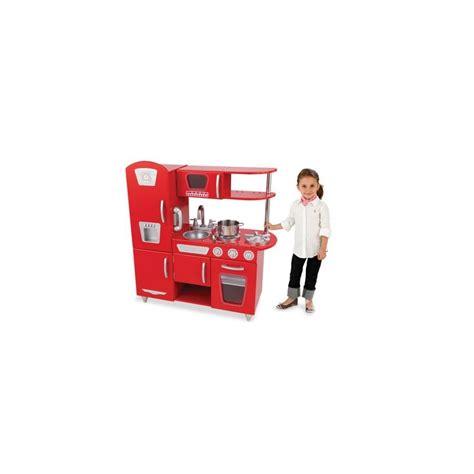 box cuisine enfant cuisine pour enfant en bois vintage de kidkraft