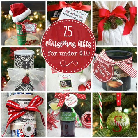 25 creative christmas gift ideas that cost under 10