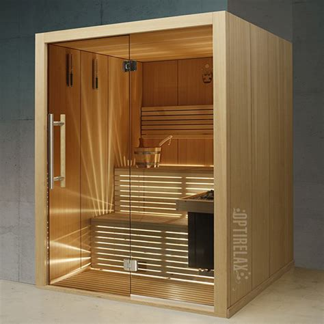 design sauna opx cm s3 optirelax 174