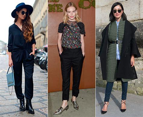 mujeres moda tendencias 2017 2018 oto 241 o invierno 2016 17 looks de pelo otoo invierno 2016 looks clave para la pr