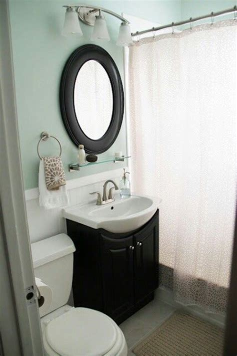 paint color for small bathroom 25 stylish small bathroom styles home design and interior
