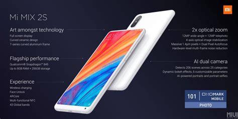 Anticrack Slim Xiaomi Mi Mix xiaomi launches mi mix 2s with dual cameras slim bezels