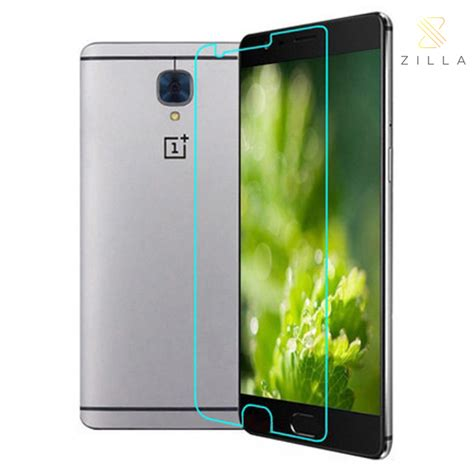 Tempered Glass Mizue M3s 3 Pilihan Warna zilla 2 5d tempered glass curved edge 9h 0 26mm for oneplus 3 jakartanotebook