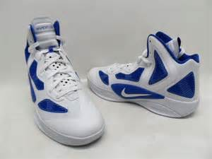 mens size 14 basketball shoes nike mens zoom hyperfuse 2011 tb basketball shoes white