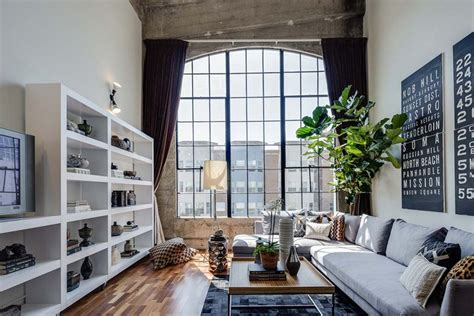 best san francisco apartments freshome live work conversion loft in san francisco with vaulted