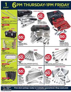 black friday tool box sales sears black friday 2015 tool deals