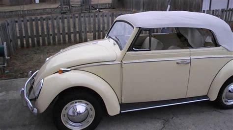 vw beetle convertible  sale youtube