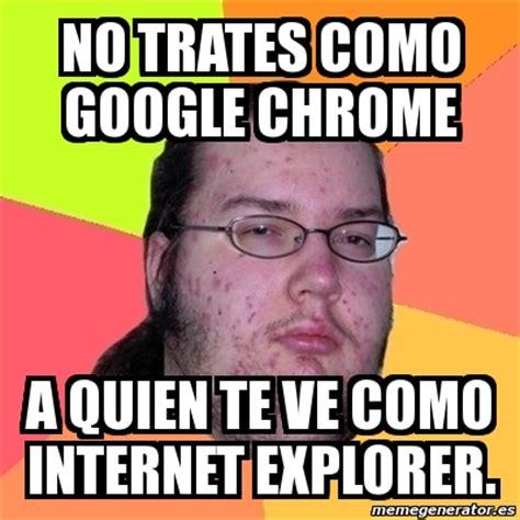 Memes De Internet - memes internet explorer en espa 241 ol la voz popular