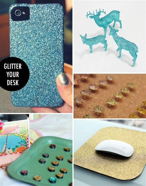 glitter crafts for all that glitters 50 diy projects that sparkle brit co