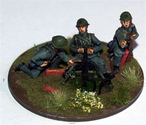 may 40 miniatures 28mm ww2 dutch army painted miniature