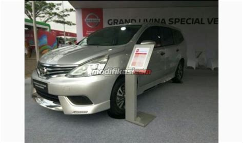 Harga Karpet Grand Livina Original 2018 nissan grand livina special version