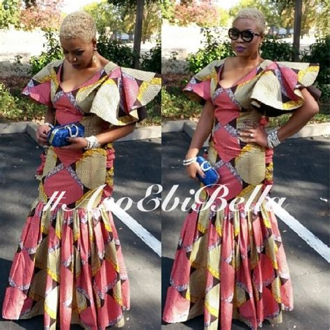bella naija african women wears ify s fashion library aso ebi display from ify