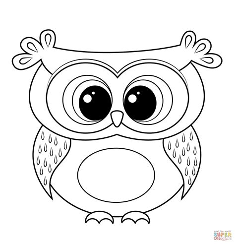 free owl coloring pages owl coloring page free printable coloring pages