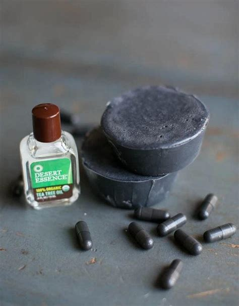 Detox Bath With Activated Charcoal by Activated Charcoal Detox Diy Soap Diyideacenter