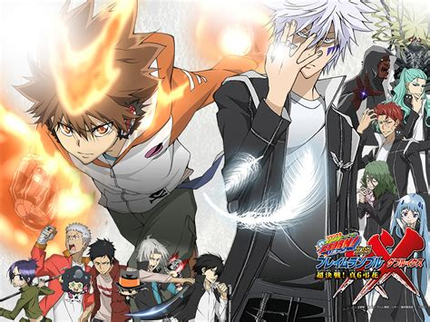 anime update anime update hitman reborn rooster teeth