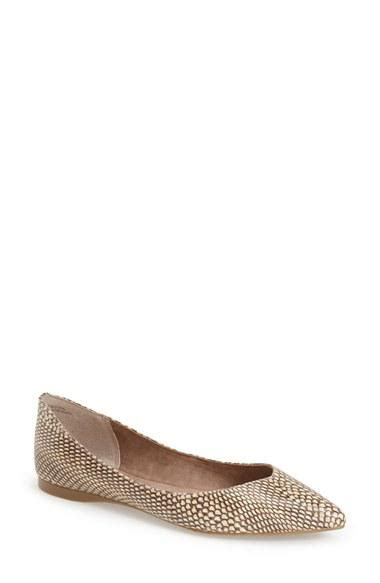 s bp moveover pointy toe flat from nordstrom epic