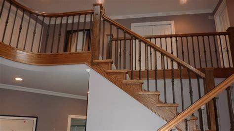 Stairs And Railings Stair Railings By Ellerman Woodworking