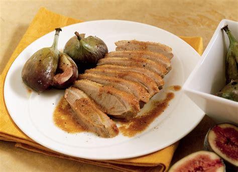 come cucinare l anatra selvatica ricetta filetti d anatra selvatica con i fichi cucchiaio