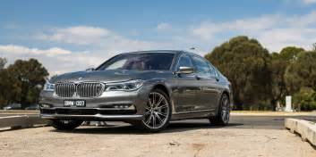 Bmw 750 Li 2016 Bmw 750i And 750li Review Caradvice