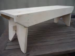 this week in the classroom the simple bench woodshopcowboy