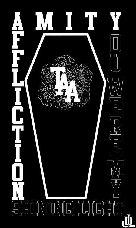 the amity affliction logo | Tumblr