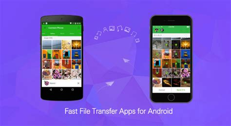 transfer app for android top 10 best fast file transfer apps for android