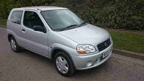 Suzuki Ignis 1 3 Gl Suzuki Ignis 1 3 Gl 2004 Car For Sale