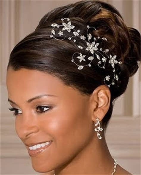 hairstyles with hair jewels african american wedding hairstyles hairdos updo with