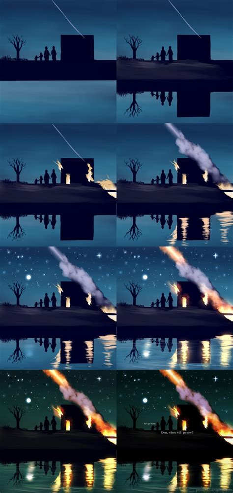 paint tool sai tutorial background how to make simple background painting in sai by prime512