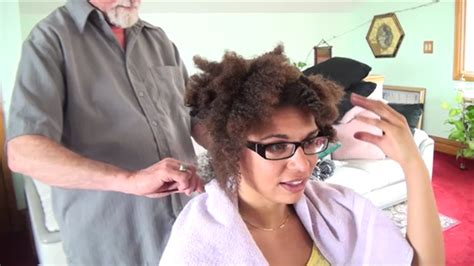 best time to cut hair how to cut natural curly hair morrocco method