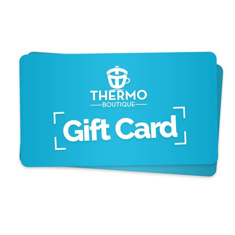 Gift Card Boutique - gift cards thermoboutique