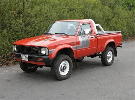 1980 toyota 4x4 1980 toyota 4x4 sport truck t75 1 anaheim 2013