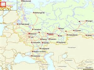 maps of kazan
