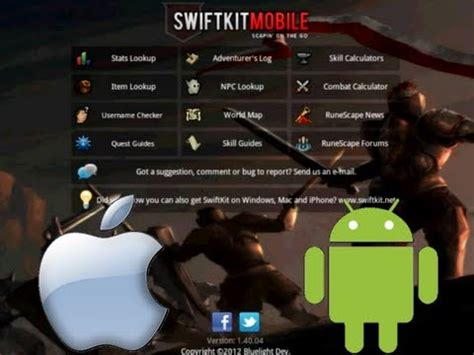 play runescape on android swiftkit mobile for runescape android apps on play
