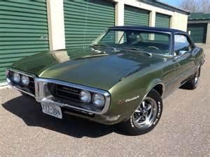 1968 Pontiac For Sale Used 1968 Pontiac Firebird For Sale Carsforsale