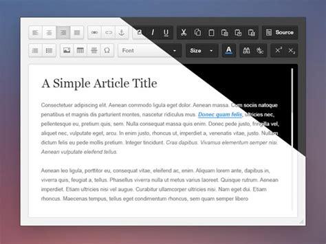 design text editor interview text editor design free psd designermill