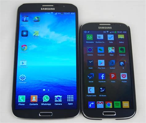 samsung galaxy mega with lte a phone fit for giants