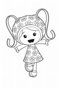 Team Umizoomi Coloring Pages Picture 9 – Free UmiZoomi